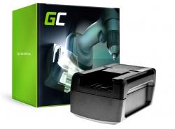 Green Cell ® Batterie pour visseuse perceuse Karcher BV 5/1 Bp Karcher T 9/1 Bp 25.2 V 4.5Ah