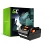 Batterie Green Cell (4Ah 18V) L1850R L1815R L1840R L1830R L1820R B1820R B1830R L182OR pour AEG BBH BBM BFL BKS BS BSB BSS BST 18