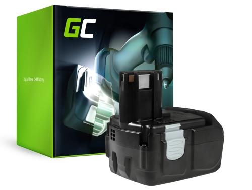 Green Cell ® pour  visseuse perceuse Hitachi BCL1815 C18DL 18V 2Ah