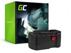 Green Cell ® Batteriepour Hilti SFL24 24V 3Ah