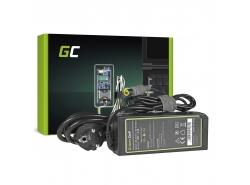 Green Cell ® Ladegerät für Lenovo T60p T61 T61p X60 Z60t Z61e Z61m SL500c SL510 T400 3000 C100 C200