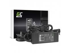 Green Cell PRO ® Chargeur pour Toshiba Satellite A200 L350 A300 A500 A660 L300D