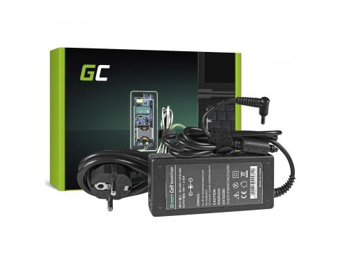 Green Cell ® Chargeur A12-120P1A pour AsusPro Advanced BU400 BU400A BU400V BU400VC Essential PU301 PU401 PU500 PU551