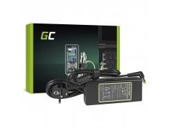 Green Cell ® Netzteil / Ladegerät PA-1750-02 19V 3.95A 75W für Laptop Acer Aspire 5220 5315 5520 5610 5620 5630 7520