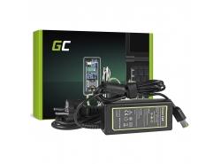 Ladeprogramm Green Cell ® 20V 3.25A ADLX65NCC3A ADLX65NDC3A für Lenovo G50 G50-30 G50-45 G50-70 G500 G500S G505 G700 G710