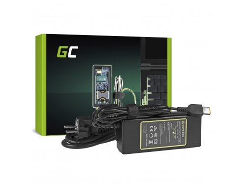 Green Cell ® Chargeur 20V 4.5A ADLX90NCC3A ADLX90NDC3A pour Lenovo G500s G505s G510 Z500 Z510 Z710 ThinkPad X1 Carbon