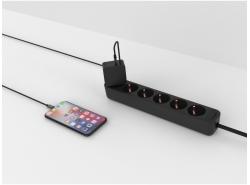 Chargeur avec USB-C
