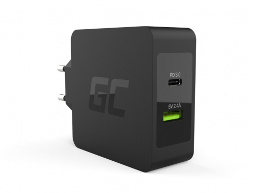 USB Chargeur 45W avec USB-C Power Delivery