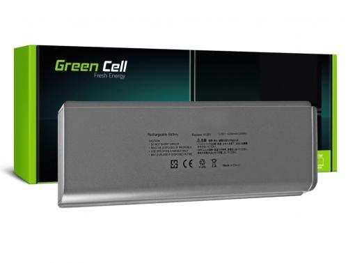 Green Cell ® Batterie A1281 pour Apple MacBook Pro 15 A1286 2008-2009
