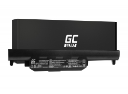 Green Cell ULTRA Batterie A32-K55 pour Asus R400 R500 R500V R500VJ R700 R700V K55A K55VD K55VJ K55VM K75 X55A X55U X75V X75VB