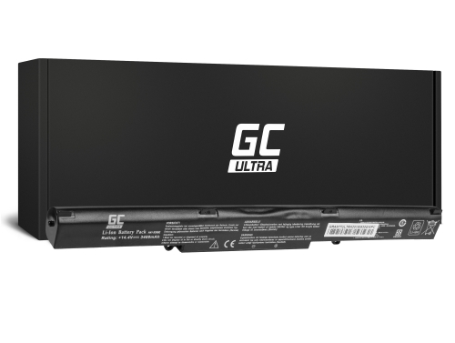 Green Cell ULTRA Batterie A41-X550E pour Asus A550 F550 F550D K550 K750 R510 R510D R510DP R750 R752L X450 X550 X550D X750