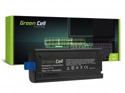 Green Cell ® Batterie CF-VZSU30B pour Panasonic Toughbook CF-18