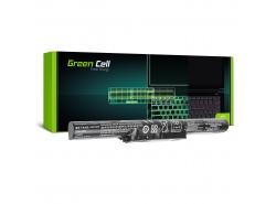 Green Cell ® Batterie L14L4A01 pour Lenovo Z51 Z51-70 IdeaPad 500-15ISK