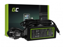 Green Cell ® Chargeur 19.5V 3.08A ADP-65NH A pour Asus Eee Slate B121 EP121