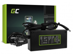 Green Cell ® Chargeur 19.5V 7.7A 150W HSTNN-CA27 pour HP EliteBook 8530p 8540p 8540w 8560p 8560w 8570w 8730w HP ZBook 15
