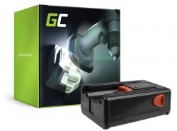 Green Cell ® Batterie 8834-20 pour Gardena EasyCut 42 Accu 8872-20 SmallCut 300 Accu 8844-20