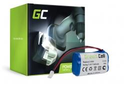 Green Cell ® Batterie pour Gardena C 1060 Plus Solar
