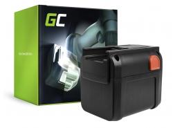 Green Cell ® Batterie 8835-20 8839-20 pour Gardena AccuCut 18-Li 400 450 EasyCut 50-Li ErgoCut 48-Li HighCut 48-Li