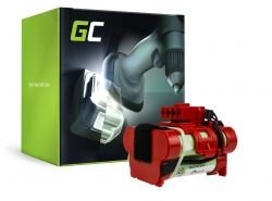 Green Cell ® Batterie pour Gardena R38Li R50Li R80Li Husqvarna Automower 105 305 Flymo 1200R McCulloch ROB R1000 R800
