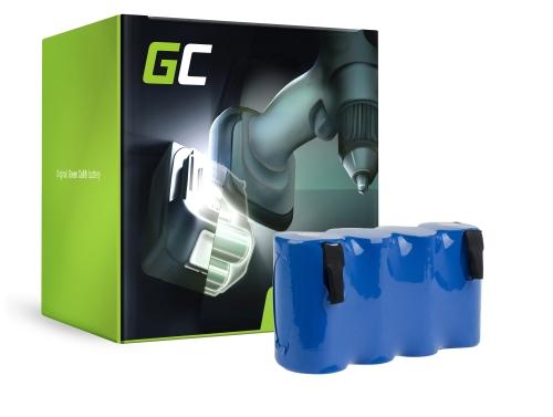 Batterie Green Cell (3.3Ah 4.8V) 8802-00.630.00 pour Gardena Accu 75 8816 8802-20 8816-20 8818-20 08802-20 08816-20