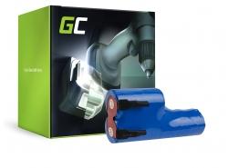 Green Cell ® Batterie pour Gardena Accu 3 Bosch AGS 8 8-ST 50