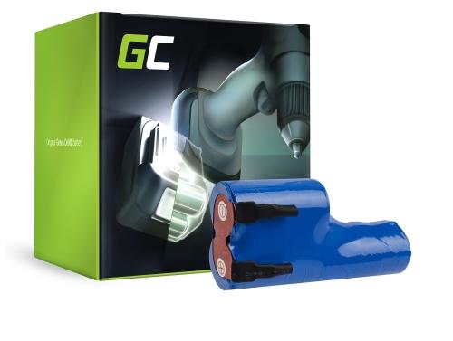 Batterie Green Cell (3Ah 3.6V) 1 609 200 913 2500-00.630.00 pour Gardena Accu 3 Bosch AGS 8 8-ST 50