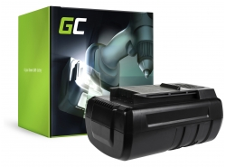 Green Cell ® Batterie Energy Flex 36V pour AL-KO 38.4 LI Comfort GT HT LB 36 Li Moweo 38.5 42.5 46.5 Li
