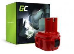 Green Cell ® Batterie 1220 1222 PA12 pour Makita 1050D 4191D 6270D 6271D 6316D 6835D 8280D 8413D 8434D
