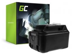 Green Cell ® Batterie BL1016 BL1021B BL1040B BL1041B pour Makita DF031 DF331 HP330 HP331 TD110 TM30 UM600