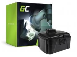 Green Cell ® Batterie CB120L BPL-1220 RB12L13 pour Ryobi BID1201 CD100 CR1201 HJP001 HJP002 HJP003 HJP004