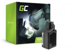Green Cell ® Batterie 7420096 Power Pack 3 pour Wolf-Garten GT 815 GTB 815 HSA 45 V