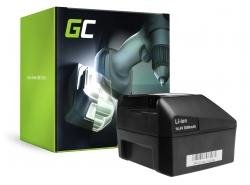 Green Cell ® Batterie pour FEIN ABLK ABLS 1.3 1.6 ABS ABSS AFMM ASB ASCM ASCS ASCT ASM ASW 14