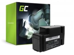 Green Cell ® Batterie WA3225 WA3565 pour Worx Landroid M800 M100 L1500 L2000 WG790 WG791 WG792 WG794 WG796 WG797