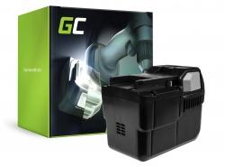 Green Cell ® Batterie BSL 3620 BSL 3626 pour Hitachi CG 36DL CS 36DL DH 36DL ML 36DL RB 36DL