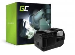 Green Cell ® Batterie BSL 2530 pour Hitachi DH25DAL DH25DL DH24DVC
