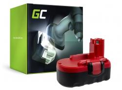 Green Cell ® Batterie BAT025 BAT160 BAT180 pour Bosch PSR 18 VE-2 GSB 18 VE-2 GSR 18 VE-2 PSB 18 VE-2