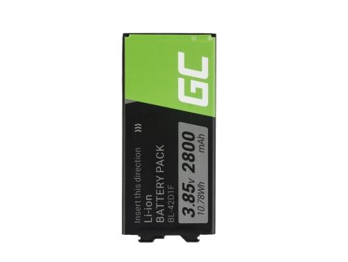 Green Cell ® Batterie BL-42D1F pour  LG G5 Lite SE