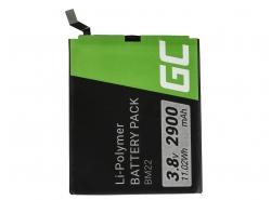 Green Cell ® Batterie BM22 pour Xiaomi Mi 5 Mi5 Pro