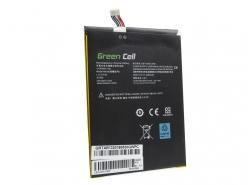 Green Cell ® Batterie L12D1P31 L12T1P33 pour Lenovo IdeaTab A1000 A3000