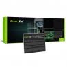 Batterie Green Cell EB-BT561ABA EB-BT561ABE pour Samsung Galaxy Tab E 9.6 T560 T561 SM-T560 SM-T561