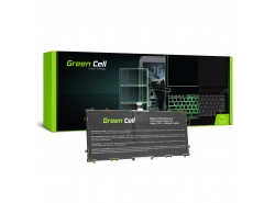 Green Cell ® Batterie SP3496A8H(1S2P) pour Samsung Google Nexus 10 P8110