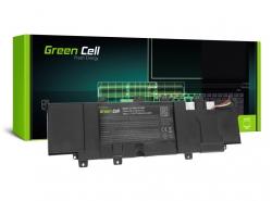 Green Cell Batterie C21-X502 C31-X502 pour Asus F502C F502CA X502C X502CA VivoBook S500C S500CA