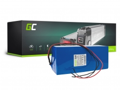 Green Cell® Batterie Vélo Electrique 36V 14.5Ah Li-Ion Cellules Panasonic Battery Pack E-Bike