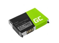 Green Cell ® Batterie 010-11143-00 pour GPS Garmin SafeNav Aera 500 Zumo 220 660LM