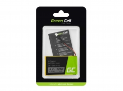 Green Cell ® Batterie 361-00019-11 361-00019-16 pour GPS Garmin Edge 605 705 Nuvi 200 285WT 710 1300 1350T