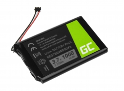 Green Cell ® Batterie KE37BE49D0DX3 361-00035-00 pour GPS Garmin Edge 800 810 Nuvi 1200 2300 2595LM