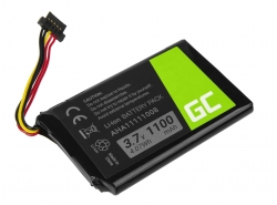 Green Cell ® Batterie VFAD AHA11111008 pour GPS TomTom 4FL50 Go 5100 6100 PRO TRUCK 5250 Trucker 6000
