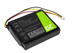 Green Cell ® Batterie F650010252 pour GPS TomTom One V1 V2 V3 XL Europe Regional Rider