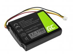 Green Cell ® Batterie F650010252 pour GPS TomTom One V1 V2 V3 XL Europe Regional Rider