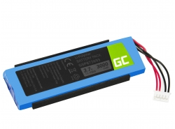 Green Cell ® Batterie pour JBL Flip 3 enceinte